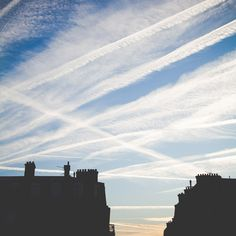 Paris Sky   TheFrenchKiosk @ Etsy