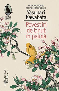 """<p>Povestirile lui Kawabata oferă o viziune sublimată asupra vieții, și ele mai mult sugerează decât afirmă. Patru dintre povestiri, """"Japoneza Anna"""", """"Mulțumesc"""", """"Bărbatul care nu râde"""" și """"Imortalitate"""", au fost ecranizate chiar sub titlul acestui volum selectiv și prezentate la Festivalul Internaţional de Film de la Tōkyō în 2010.</p><p>Scrise între 1916 și 1964, pentru ediția în limba română a volumului <i>Povestiri de ținut în palmă</i> au fost alese o sută trei proze din cele o sută… Tokyo, Memes, Books, Movie Posters, Anna, Film, Palmas, Movie, Libros"""