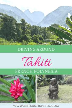 Traveling to Tahiti Island? Tahiti is the gateway to French Polynesia. Discover the top things to do in Tahiti with this guide to the island's perimeter road. Mexico Destinations, Us Travel Destinations, Places To Travel, Travel Tips, Venice Travel, Italy Travel, Romantic Vacations, Romantic Travel, Tahiti Islands
