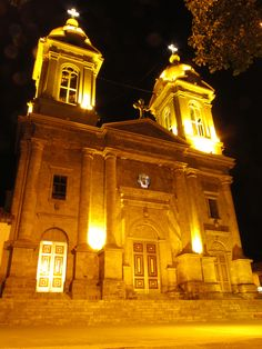 Catedral Nuestra Señora del Socorro.  Socorro Santander COLOMBIA
