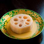 大坂おでん 久 - 料理写真:蓮根410円