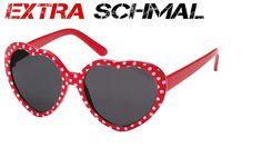 Coole Retro Brille von COR