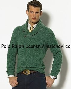 jersey de punto para hombres