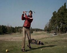 """Read more: https://www.luerzersarchive.com/en/magazine/commercial-detail/if-insurance-25827.html If Insurance IF Insurances """"Golfer"""" [00:40] In a single fixed shot of a hapless golfer, this commercial for an insurer manages to demonstrate all areas of cover the company is able to provide. Tags: Forsman & Bodenfors, Gothenburg,Jonas Enghage,S/S Fladen, Stockholm,Mans Herngren,If Insurance,Lotta Agerup"""