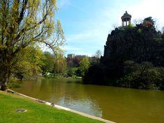 Parc du Buttes Chaumont, Paris