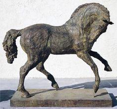 Bronze Horses - Lina Binkele