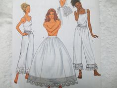 All things Cinderella  Butterick historical pattern 3737 for misses' size by starsstore