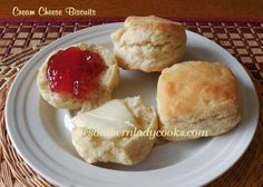 Jam filled Biscuits