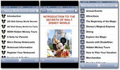 Disney World Magic Guide: Best apps
