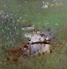 "windypoplarsroom:  Bato Dugarzhapov ""Little River"""
