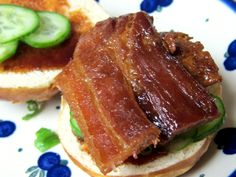 braised pork_belly slider