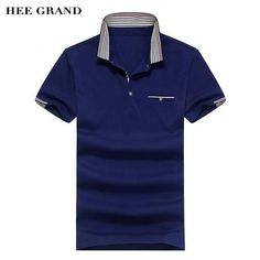 Men Short Sleeve Polo Shirt 100% Cotton Breathable Material  #tops #dress #women #TShirts #dresses #swimwear #mens #womenwear #pants #yoga