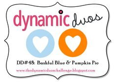 Dynamic Duos: Dynamic Duos #48 (Light Blue and Deep Orange)