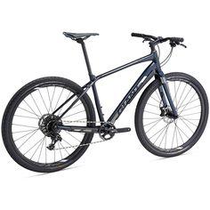 Giant TOUGHROAD SLR 0 Hybridbike - 2018 - satin/dark blue/chrome