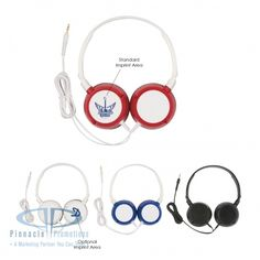 Mega Headphones custom imprinted with logo - with the popularity of Beats by Dr. Dre this holiday, headphones are hot in a big way Urban Gear, Press Kit, Trending Now, Beats By Dr, Promotion, Headphones, Logo, Holiday, Inspiration