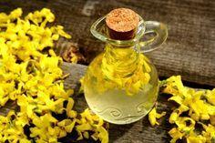 Kwiaty forsycji to ogromne źródło rutyny, która działa przeciwzapalnie i przeciwzmarszczkowo . Ponadto forsycja zawiera antocyjany, kwercyt...