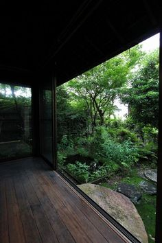 縁側: Cottage Design, House Design, Exterior Design, Interior And Exterior, Outdoor Living, Indoor Outdoor, Outdoor Decor, Japanese Style House, Japanese Interior