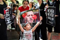 | Protest In Solidarity with Istanbul Gezi Parki Occupiers | | Flickr - Photo Sharing!