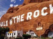 Utah has to be cool to have Hole In The Rock