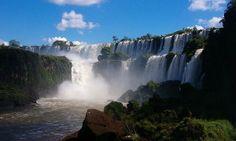 Top 10 Best Places to Visit in Brazil: Iguazu Falls