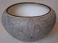 Grace Chino Acoma Pottery Bowl by terrie