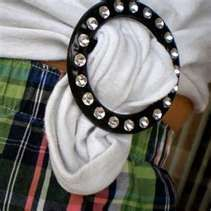 80's fashion...shirt clip