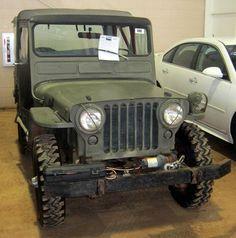 1951 Jeep M-38
