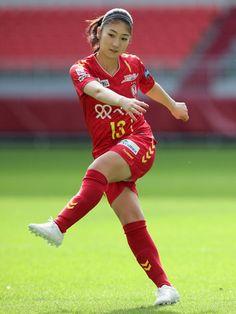 Soccer Players, Asian, Beautiful, Women, Style, Football Soccer, Football Players, Swag, Women's