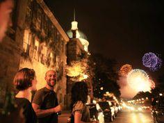 Always enjoyed the International Firework Festival in Montreal.