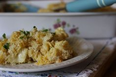 Homemade Mac and Cheese by jasnicmommy, via Flickr