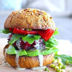 Our BLATT burger proved very popular with you guys on our last Program. Missed out on food like this last time? Register your interest in our next Program now and get our Christmas Cookbook for free. – I Quit Sugar Paleo, Delicious Burgers, No Sugar Foods, Sugar Free Recipes, Vegan, 8 Weeks, Burger Recipes, Pinterest Board, Main Meals