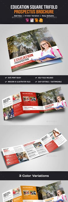 Drone Brochure 28 Page Indesign Template Brochures Template And