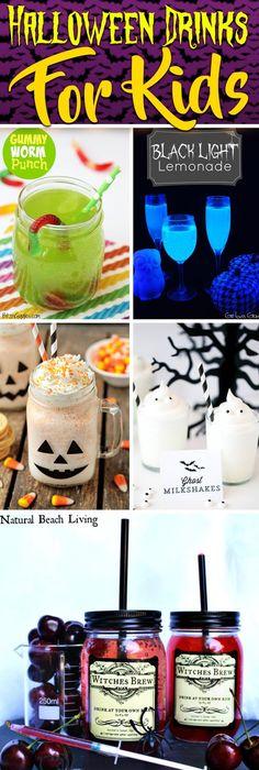 9 Hauntingly Hot Halloween Cocktail Recipes Halloween cocktails - halloween drink ideas for kids