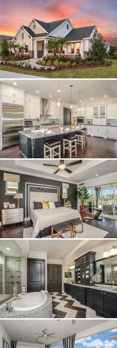 The Edencrest By David Weekley Homes In Encore