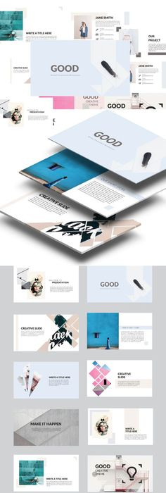 Creative - PowerPoint Presentation Template | Präsentation ...