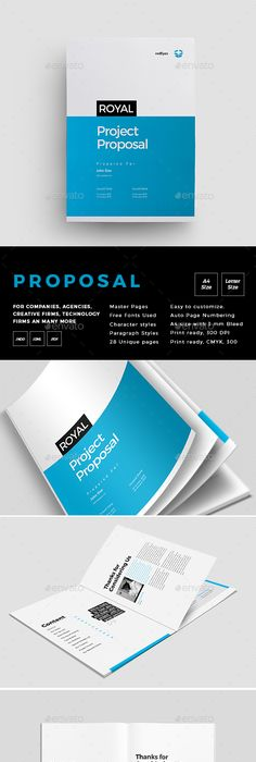 Proposal Proposals, Proposal templates and Template - purchase proposal templates