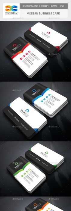 Business card corporate business cards download here https modern business card template design print download httpgraphicriver reheart Gallery