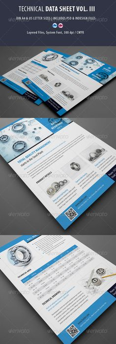 The Amazing Corporate Flyers 9 Brochures, Business flyers and - product data sheet template
