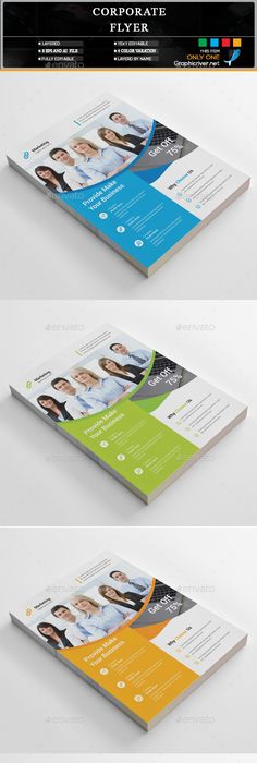 Flyer Template Vector Eps Ai Illustrator Flyer Templates