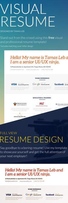 Free Creative Digital Cv Curriculum Vitae Psd Template