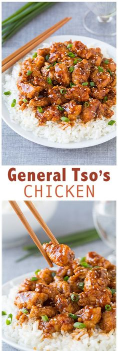 30 minute ginger beef recipe ginger beef 30th and asian general tsos chicken this chicken is delicious forumfinder Images