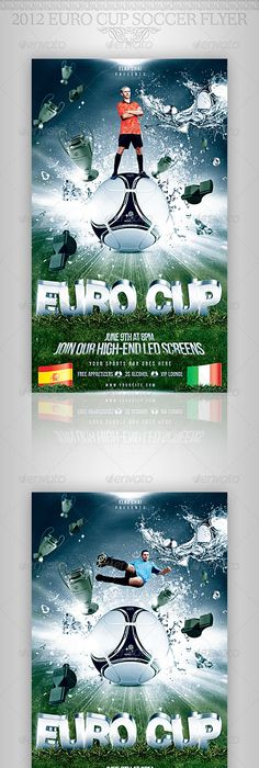 Football Game Flyer Template With  Variations Download The Psd