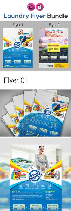 Laundry flyer flyer template laundry and template laundry dry cleaning services flyer saigontimesfo