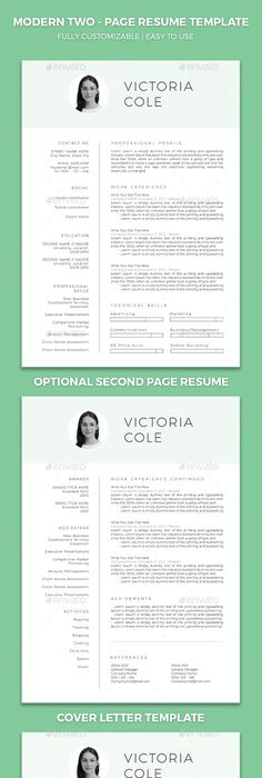 Curriculum Vitae  Simple Resume Template And Simple Resume Template