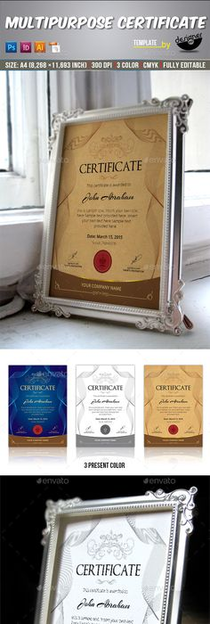 100+ Amazing Photo Realistic Certificate Templates Free - copy marriage counseling certificate template