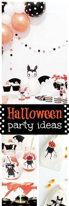 Halloween boo bash Halloween parties, Halloween ideas and - not so scary halloween decorations