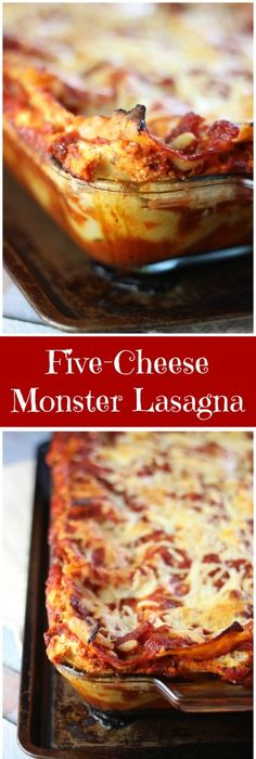 worlds best lasagna recipe dinners food and recipes