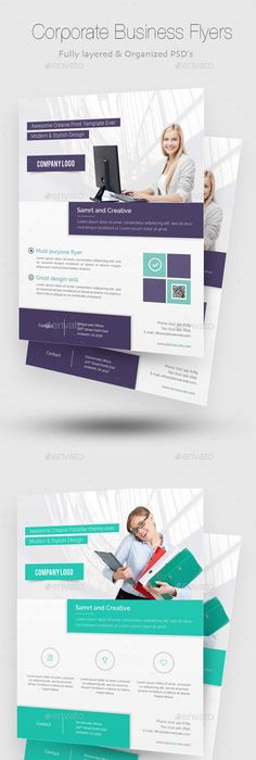 Multipurpose Product Promotion Flyer Template Psd  Flyer