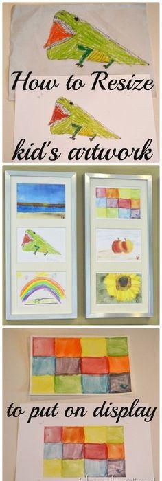 Three Best Ways To Store Your Childs Art Third Child And Store
