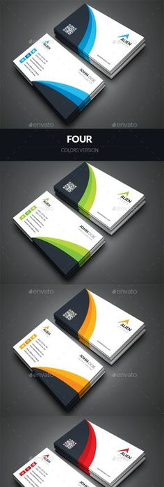 Simple Use Of Two Icons Icons To Indicate Contact Via Phone And - Buy business card template